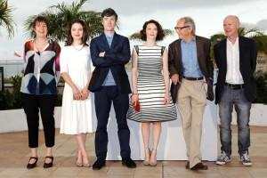 Film cast - Photocall - Jimmy's Hall © FDC / M. Petit