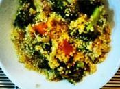 """Quinoa broccolo nero. """"naturalmente"""" senza glutine."""