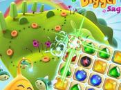 Diamond Digger Saga nuovo puzzle game della King