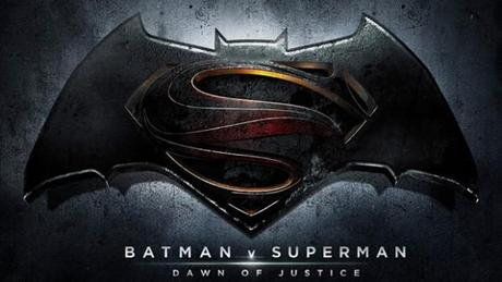 Batman v Superman: Dawn of Justice, logo e titolo ufficiale per il film di Zack Snyder