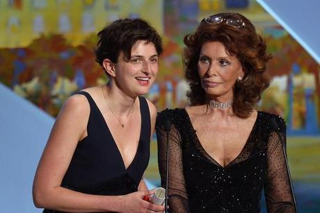 Alice Rohrwacher et Sophia Loren - Grand Prize - Le Meraviglie (The Wonders)
