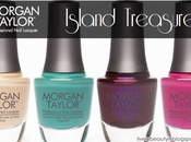 Morgan Taylor, Island Treasures Nails Collection Preview