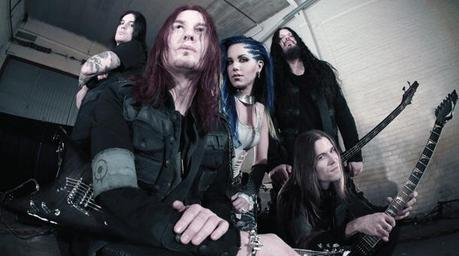 Arch Enemy - band