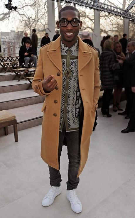 Stylish men: Tinie Tempah