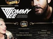 Venerdi' maggio 2014 Tommy Tanja Monies (voce) #Costez Number Corte Franca (Bs).