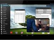 ANDROID Multitasking finestre display telefono