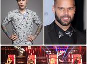 Fedez Ricky Martin ospiti della Semifinale Voice Italy