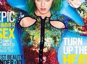 Katy Perry sulla copertina Cosmopolitan