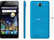 Touch Idol Ultra Alcatel Dual Core pollici.