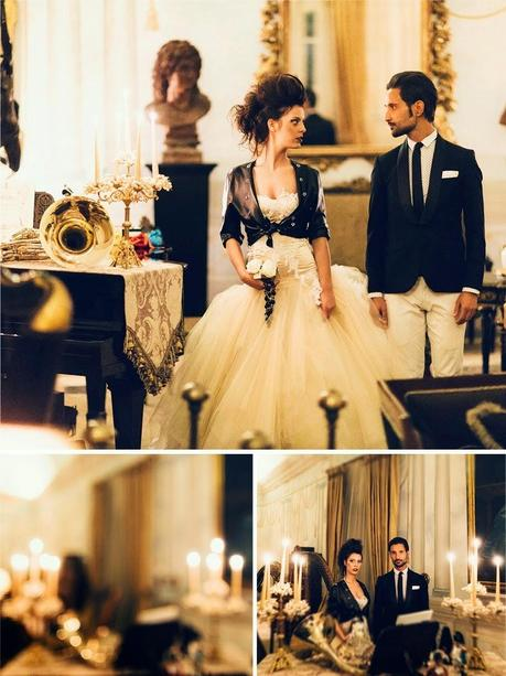 Italian bohemian wedding inspiration part 2