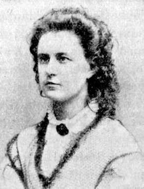 Lidia Poet in una foto d'epoca