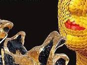MONTEVARCHI: Scultura Mosaico Fontana Pietro D'Angelo secolo metamorfosi della tessera nella scultura italiana
