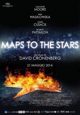 Maps To The Stars: let's talk about David