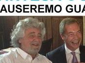 Alleanza Grillo-Farage? Malumori stelle
