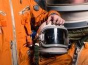 Disgrazie quotidiane astronauta riposo