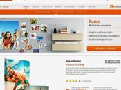 Lifestyle Stampare poster online, servizio veloce comodo PhotoSì fotografo