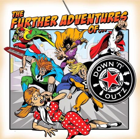 down 'n'noutz - The Further Adventures Of...