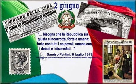 2 giugno 1946 nascita della repubblica italiana paperblog
