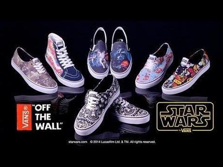 1bc0f5e5fe Non la solita Vans….capsule STAR WARS!! - Paperblog