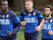 Stasera amichevole Italia-Irlanda, Prandelli lancia Rossi-Immobile (ore 20,45,