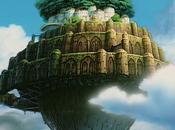 Laputa Castello Cielo