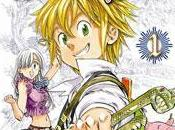 "Partecipa concorso Star Comics ""The Seven Deadly Sins"""