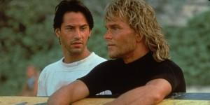 K. Reeves e P. Swayze - Point Break