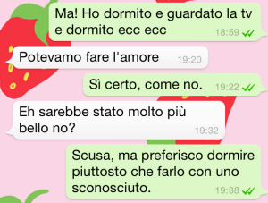 video di gente che fa l amore chat anima gemella