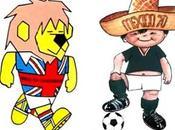 mascotte Mondiali calcio
