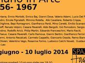 Arte 1945 2015 Seconda Tappa: 1956 1967, mostra alla Casa Museo Spazio Tadini opere grandi maestri della Milano artistica dopoguerra.