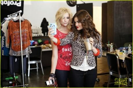 Fan Direction # - Ashley Benson