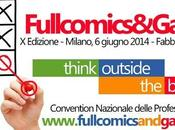 convention Fullcomics Games tema delle idee