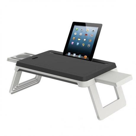 Vassoio porta computer tablet e smartphone paperblog - Tavolino da letto per pc ...