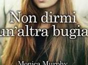 """""""PENSARE PAROLE"""": RECENSIONE LIBRO"""" DIRMI UN'ATRA BUGIA"""" MONICA MURPHY giugno 2014"""