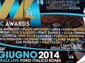 Music awards 2014: show senza mordente, carne pesce. cambia chiude...