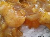 Pollo curry Chicken