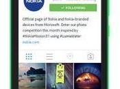 Instagram arriva Nokia