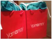 Yamamay: acquisti palindromi prove costume