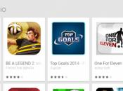 Mondiali calcio 2014: tante apps gratuite dedicate Play Store