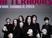 "Afterhours tour ""Summer 2014"" partenza luglio Trento."