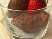 mousse cioccolato acqua