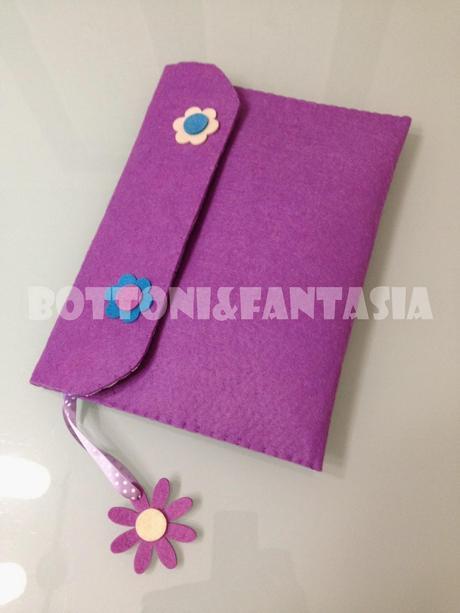 Busta porta pannolini viola con gufetto paperblog - Porta pannolini ...