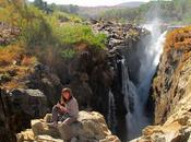 Safari Australe Ovest popolo himba l'incantevole Palmwag Namibia