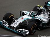 Canada 2014. Rosberg pole, prima fila Mercedes