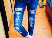 Diy: jeans shreddati,