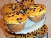 Muffin gocce Cioccolato