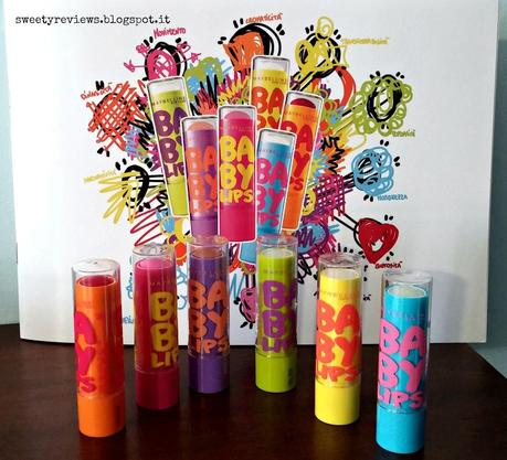 Parliamo di... BabyLips Maybelline #be_unexpected