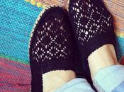 #itslove for… black lace espadrillas