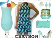 TREND REPORTS Chevron Dresses