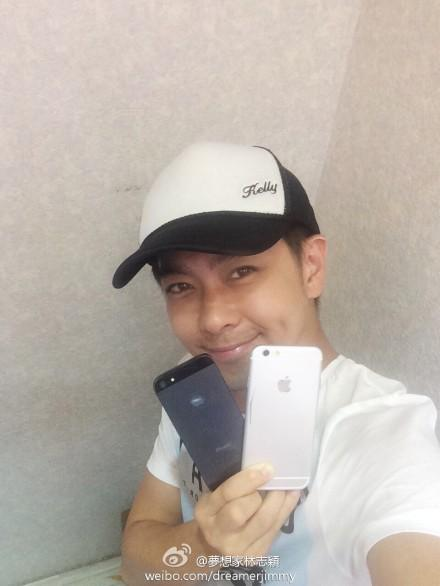 Jimmy Lin mostra in anteprima iPhone 6
